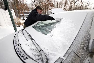 Car Hacks to Make Your Winter Mornings Easier