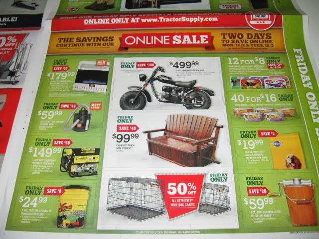 Tractor supply in store coupons printable 2018