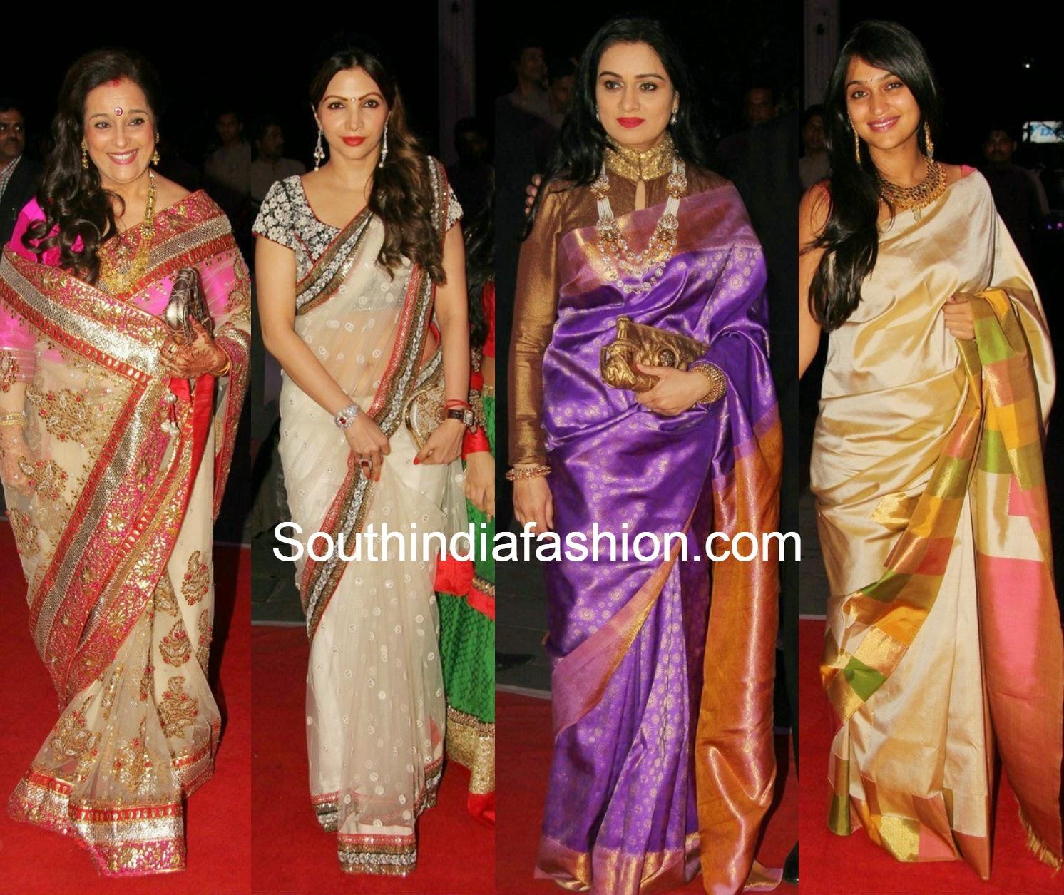 bollywood celebrity blouse designs