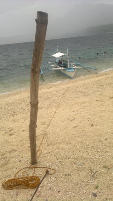 Dalutan Island Beach