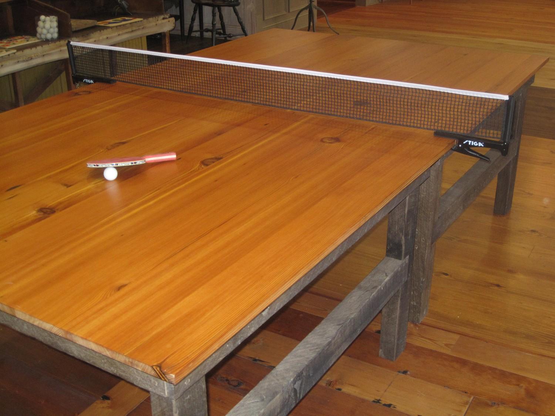 Теннисный стол своими руками для 7