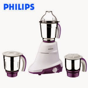 Amazon; Buy Philips Bia HL7697/00 Mixer Grinder with 3 Jars at Rs.2995 only