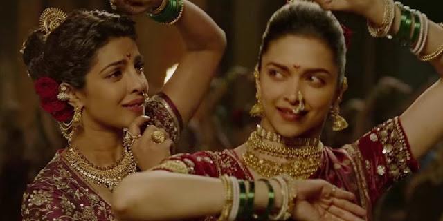 deepika padukone, priyanka chopra, bajirao mastani, inga ga pori, pinga ga pori, lyrics, song, bollywood, actresses, marathi