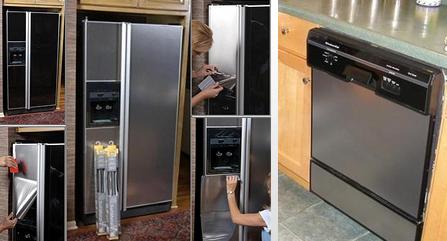 Que Tal Deixar Sua Cozinha Mais Moderninha Transformando Seus