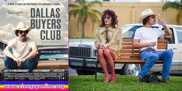 Dallas Buyers Club, película