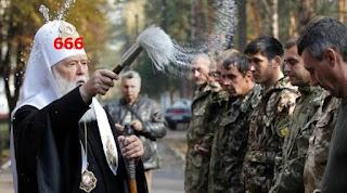 В бывшей Украине продолжается уничтожение канонического православия