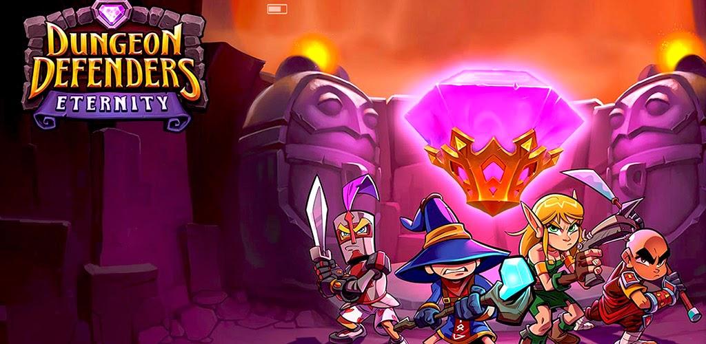 Dungeon Defenders Eternity v7.0   JUEGO ADICTIVO | APK | Android (Descargar Gratis)
