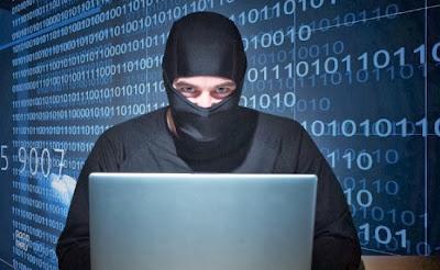 Hacker - ilustrasi dari knrp