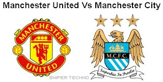 Hasil Pertandingan Manchester City Vs Manchester United 9 Desember 2012