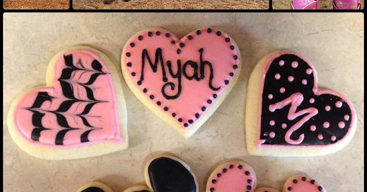 Team Juls Happy Birthday Cousin Myah