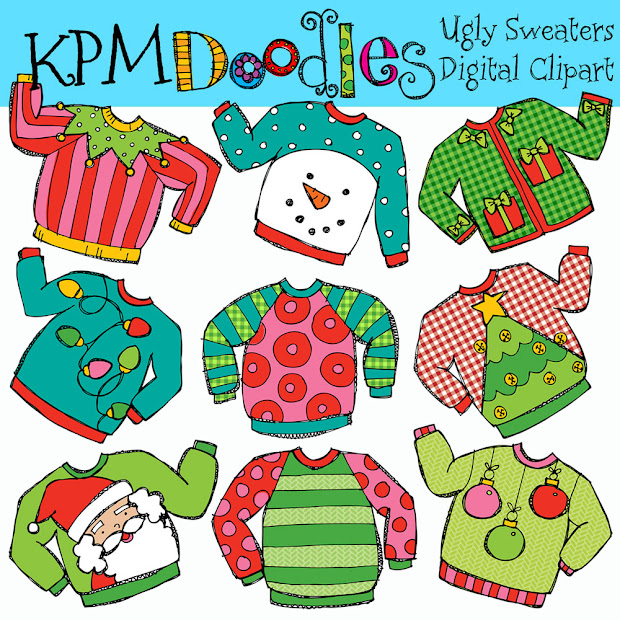 kpm doodles website and ugly sweaters