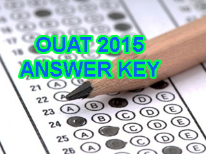 OUAT Answer Key 2015, OUAT 2015 Answer Key 31 May, OUAT Entrance Exam Answer Key 2015, Odisha University Entrance Test Answer Key 2015 Download at ouat.ac.in, OUAT 2015 Question Paper with Key, OUAT Exam Answer Paper 2015