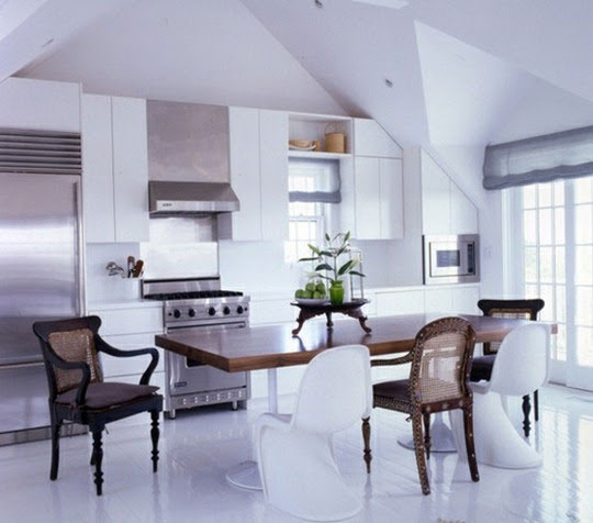 Kitchen Flooring Apartment Therapy: Haus Design: Eat-In Kitchens: Good Or Bad?