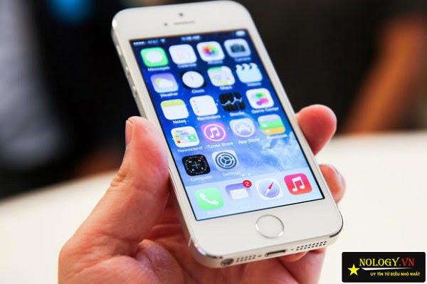 Điện thoại IPhone 5s 16gb Quốc tế trắng, đen