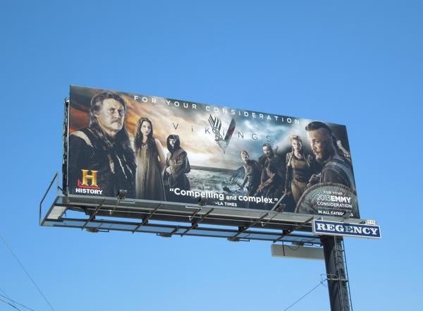 Vikings Emmy Consideration 2013 billboard