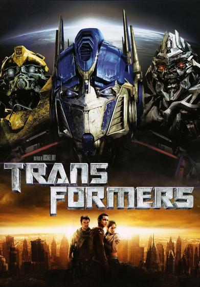 Filme Transformers Dublado AVI DVDRip