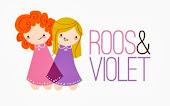 Roos en Violet