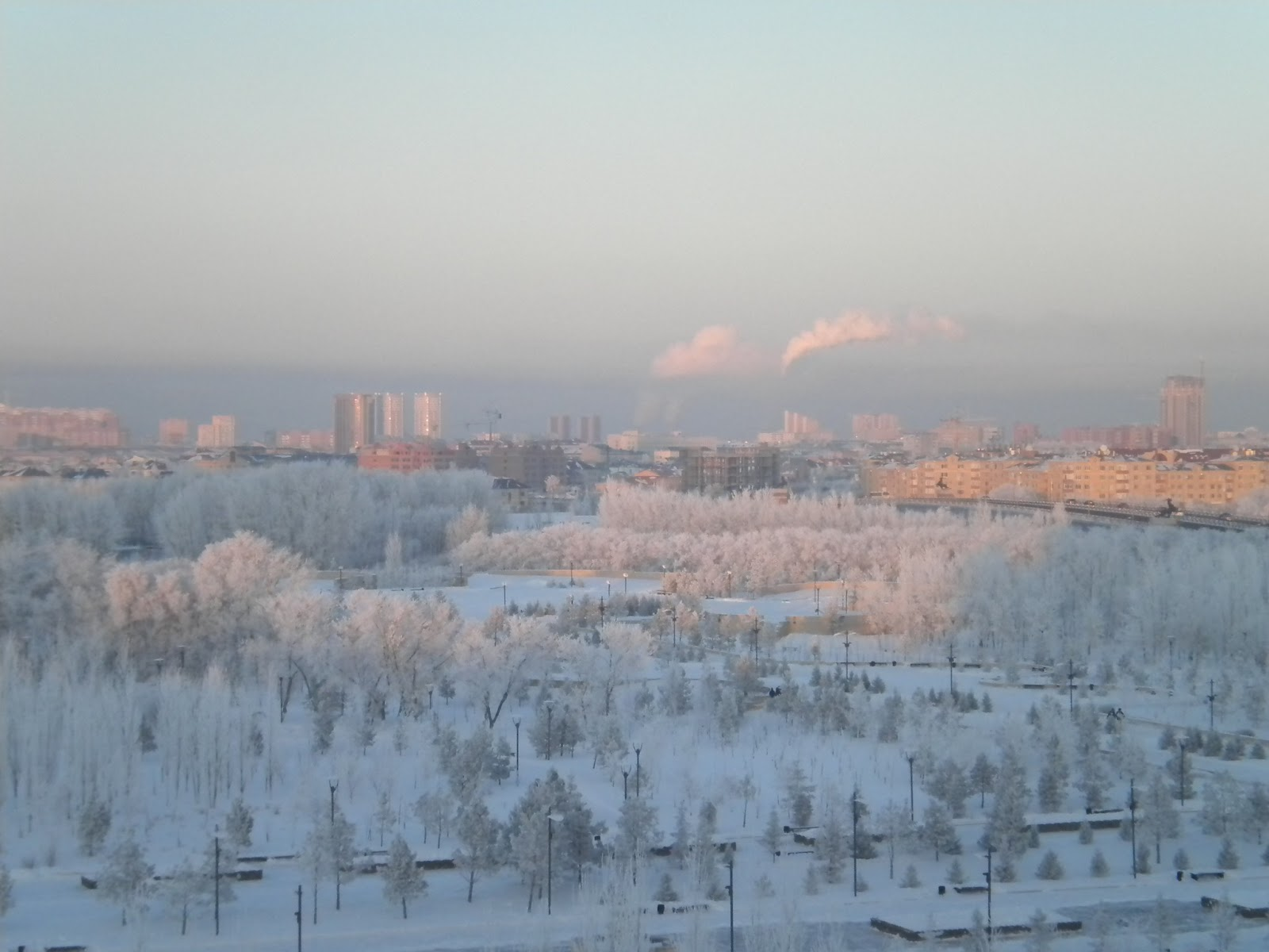 Astana Arai Park