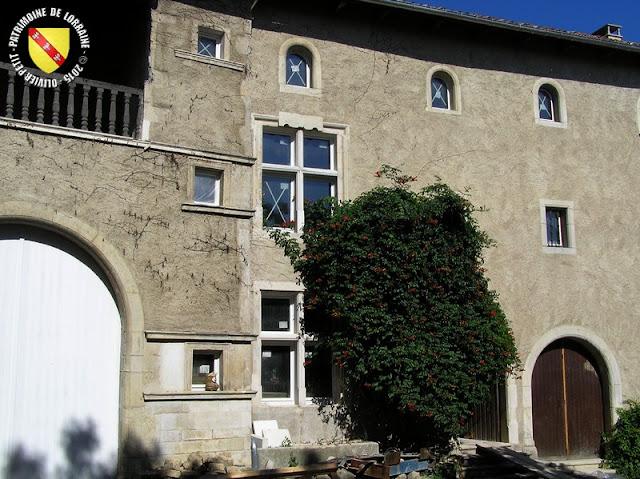 GONDREVILLE (54) - Village - Maison des Dîmes XVIe