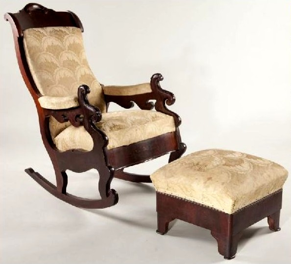 Alston Family Of Chatham County, North Carolina; At Least One Furniture  Item, ...