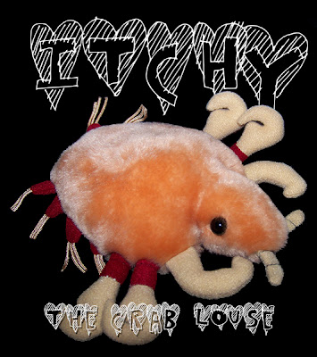 Itchy the Crab Louse