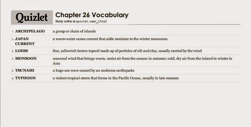 mr e s world geography page world geography chapter 26 the rh acewg blogspot com Guided Reading Strategies Guided Reading Strategies