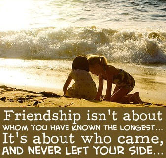 Inspiring Quotes About Friendship Extraordinary Inspiring Friendship Quote  Wiseimage