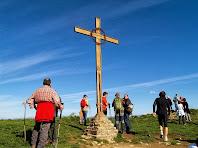 La Creu de Gurb un dels símbols del Turó del mateix nom
