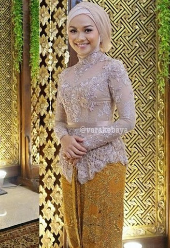 21 Trend Model Baju Kebaya Wisuda Muslim Hijabers Terbaru 2017 2018