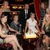 Andrea Ghidone festejo su cumple en Señor Tango