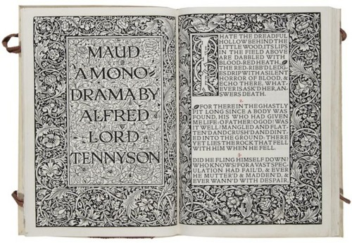 "[image: an interior spread from ""Maud""]"