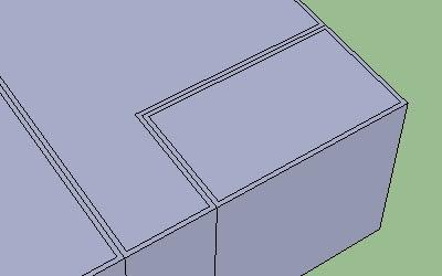 Cara Membuat Lantai dan Dinding pada Google SketchUp-5