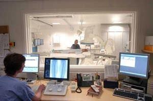 Emplomaciones para salas de radiología