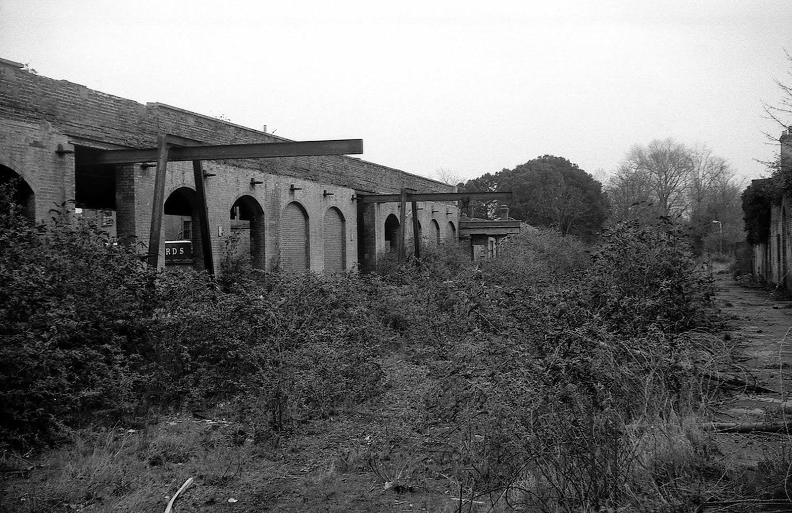 Gosport Station 1970