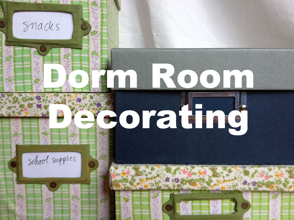 How To Store Dishes Dorm Room
