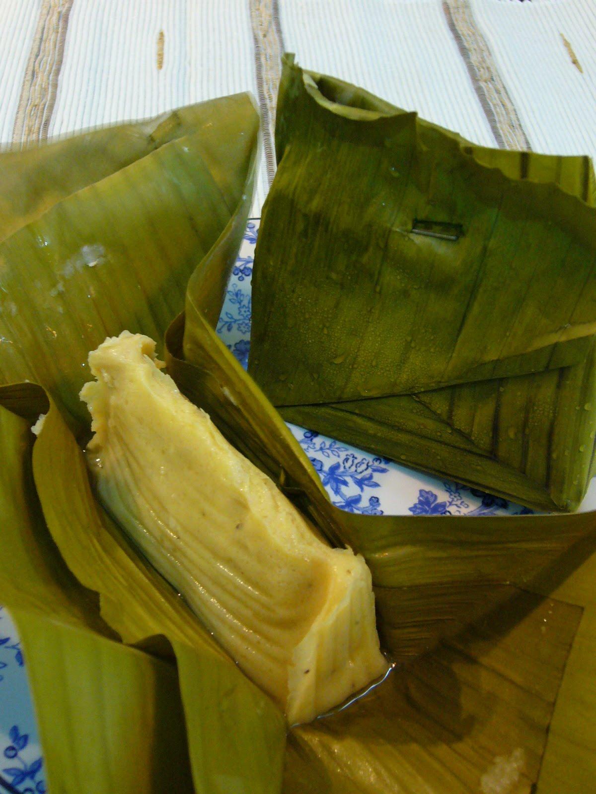 Resep Kue Barongko Khas Makassar