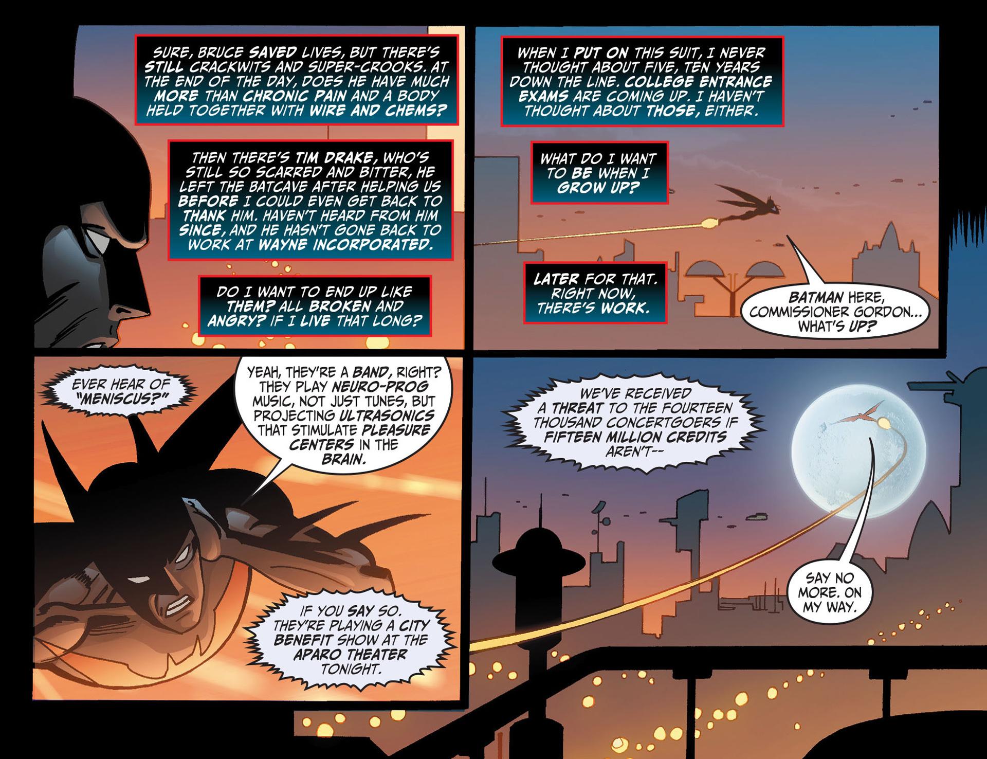 Batman Beyond (2012) Issue #21 #21 - English 14