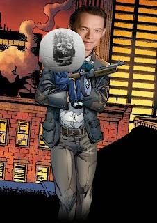 The Ventriloquist Batman Arkham City
