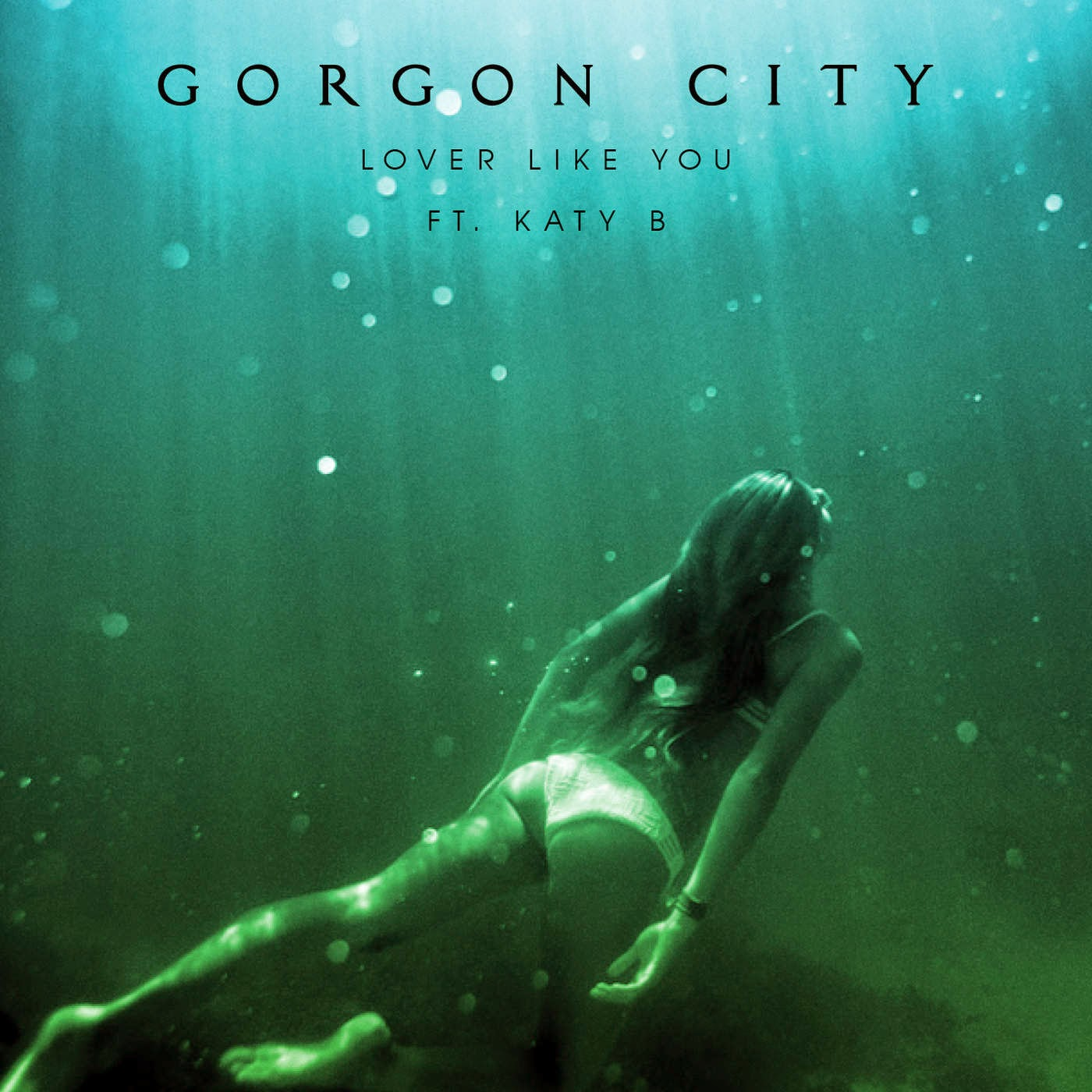 Gorgon City - Lover Like You (feat. Katy B) - Single Cover