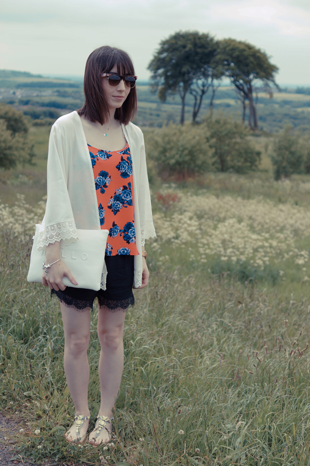 Hello Freckles Matalan Outfit Fashion Style Summer