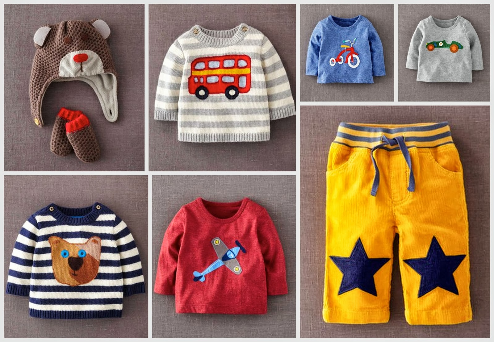 Loving Winter Baby Clothes By Mini Boden The Sandpit
