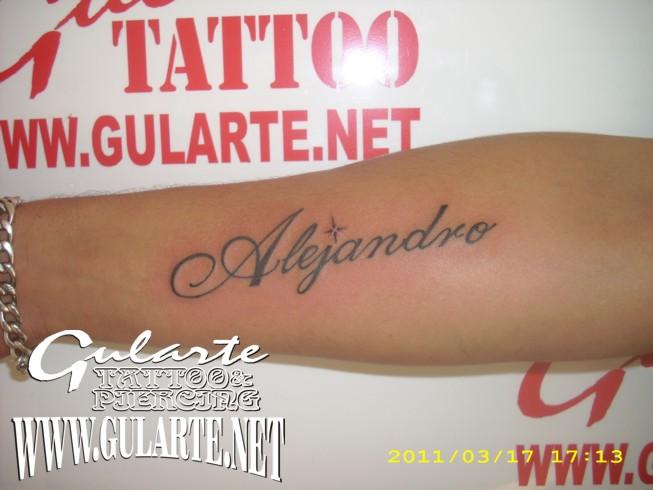 Tatuaje Alejandro jagoan neon of forevers: tattoo alejandro