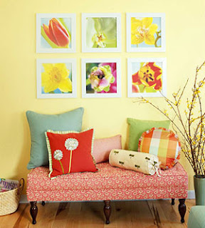 Unique Spring Home Decor Ideas 2011