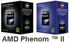 Mengenal Spesifikasi Processor AMD Phenom™ II