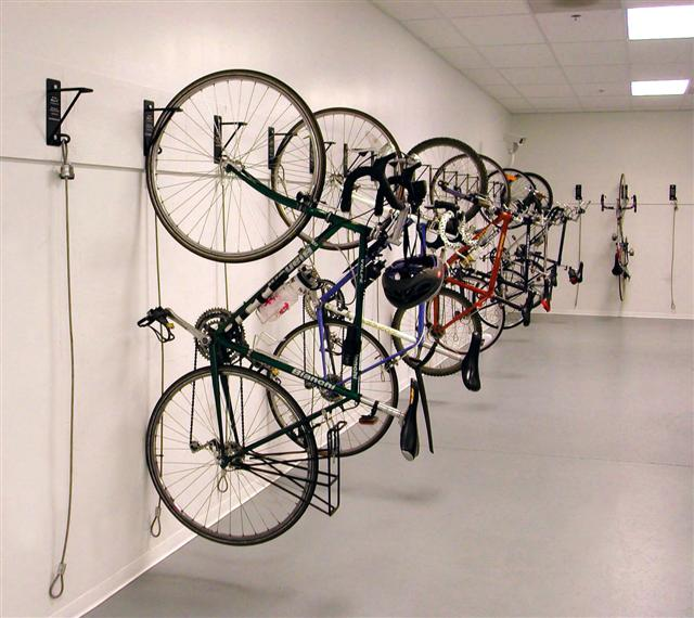NYC BIKE STORAGE HOW TO DESIGN ROOMS IN