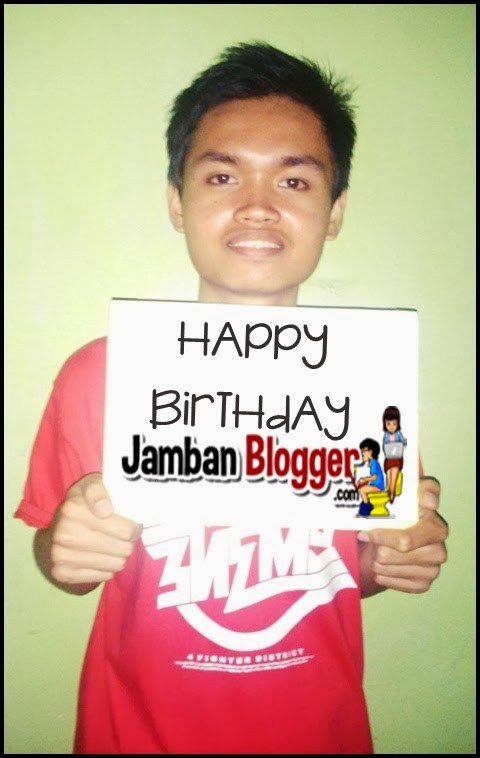 HUT Jamban Blogger
