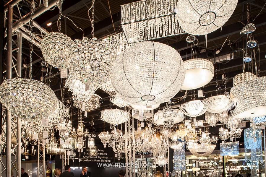 Interiors Show 2014 Lighting Lisa Melvin Design Photo Credit Marek Sikora
