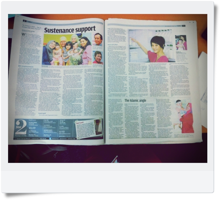 La La Land: Catch me in The Star newspaper today!