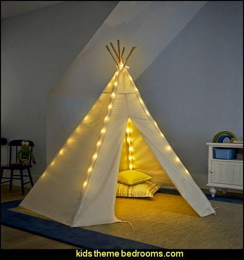 decorating theme bedrooms maries manor teepee. Black Bedroom Furniture Sets. Home Design Ideas