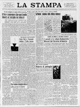 LA STAMPA 19 APRILE 1944
